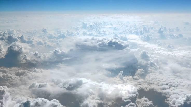 Celestial Paradise (Poem Picture)