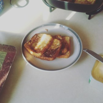 Photography - Fresh French Toast