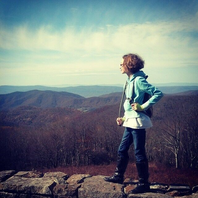 Minah On The Mountain (Photography)