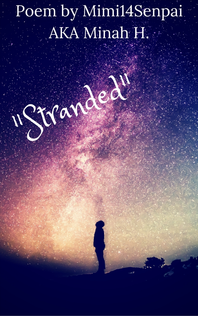 Stranded (Book Cover)