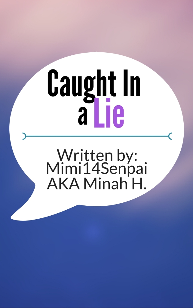 Caught In A Lie (Book Cover)