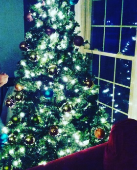 """My Christmas Tree"" Photo #2 (Edited #1)"