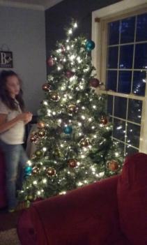 """""""My Christmas Tree"""" Photo #1 (Original)"""