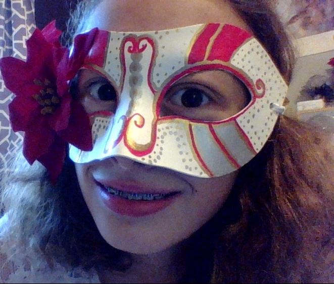 Christmas Mask (Photo #1)