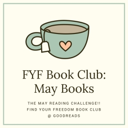 May Reading Challenge (FYF Book Club)