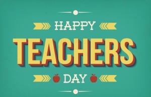 Happy Teacher's Day #1
