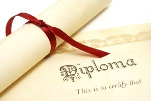 High School Diploma #1