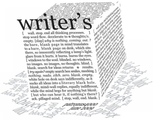 Writers' Block #1
