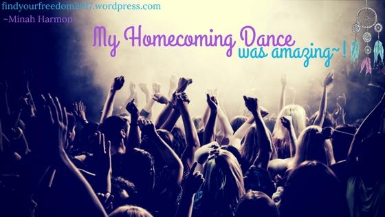 Minah-Harmon-had-a-BLAST-at-her-Homecoming-Dance-of-2017