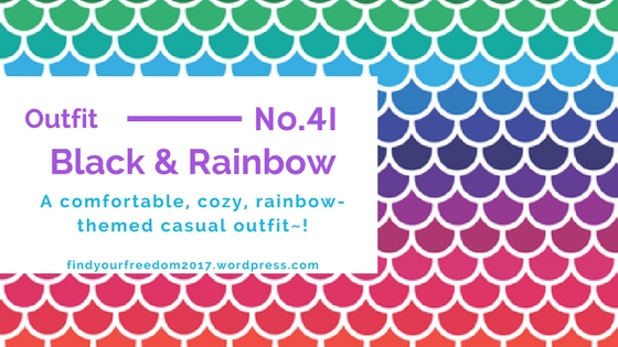 Outfit-41-Black-and-Rainbow